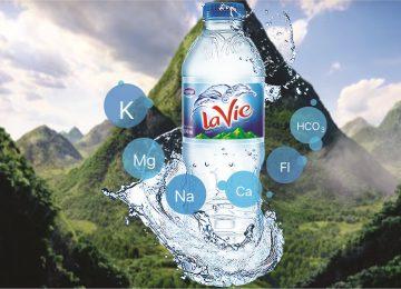 Uống nước khoáng LaVie có tốt không? Dịch vụ mua hàng như thế nào?
