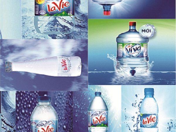 Bảng giá nước khoáng LaVie cho người tiêu dùng tại TPHCM mới nhất