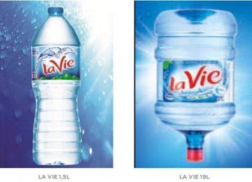 Cung cấp nước khoáng LaVie quận Gò Vấp, giao hàng nhanh, tận nơi