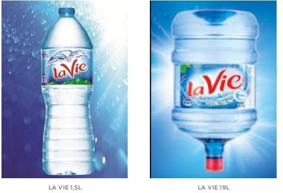 Đại lý phân phối nước khoáng LaVie tại quận 10, giao hàng nhanh miễn phí