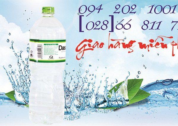 Nước suối Dasani – Đại lý, Công ty phân phối miễn phí giao hàng nhanh
