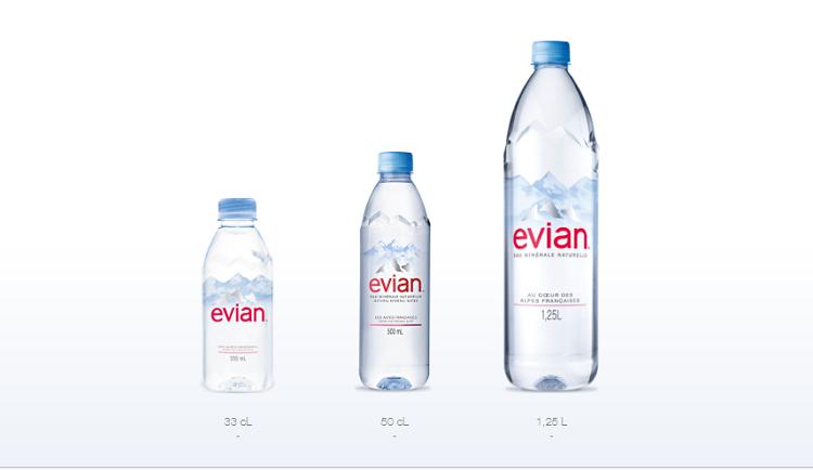 Nước suối Evian