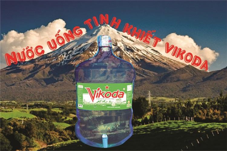 Nước uống đóng bình Vikoda 20l