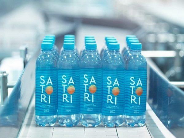 Giá nước khoáng SATORI hiện nay, giao hàng miễn phí 100%