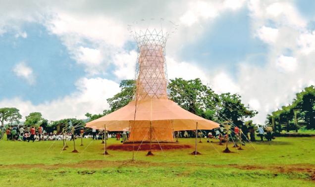 Tháp nước Warka