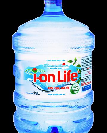 Đại lý nước ION LIFE Quận 1 – Giao hàng nhanh 100% miễn phí