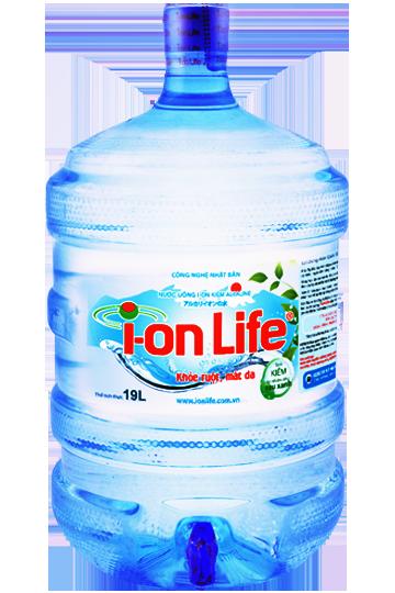 Đại lý nước Ion Life quận 1