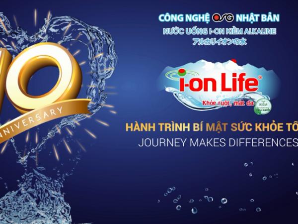 Phân phối Nước ION LIFE 20L, 330ml, 450ml, 1,25L giá hiện nay – Đại lý nước giao hàng 100% miễn phí