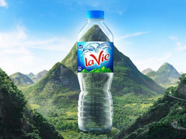 Nước khoáng thiên nhiên LaVie – Chất lượng hơn cả tuyệt vời, tốt cho sức khỏe