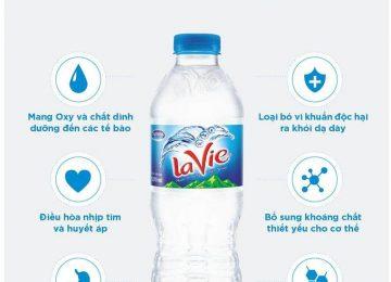 CÁC SẢN PHẨM CỦA LAVIE, phân phối hiện nay trên thị trường