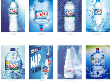 TỔNG ĐÀI LAVIE – Đặt nước LaVie bình 19L, LaVie chai giao nhanh