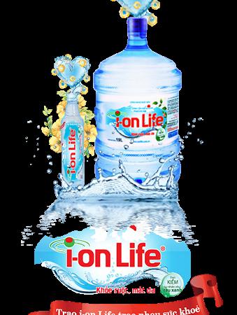 Đại lý nước Ion Life TpHCM, Giao hàng nhanh miễn phí, dịch vụ tiện lợi