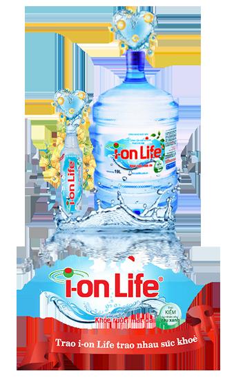 Đại lý nước Ion Life Tphcm