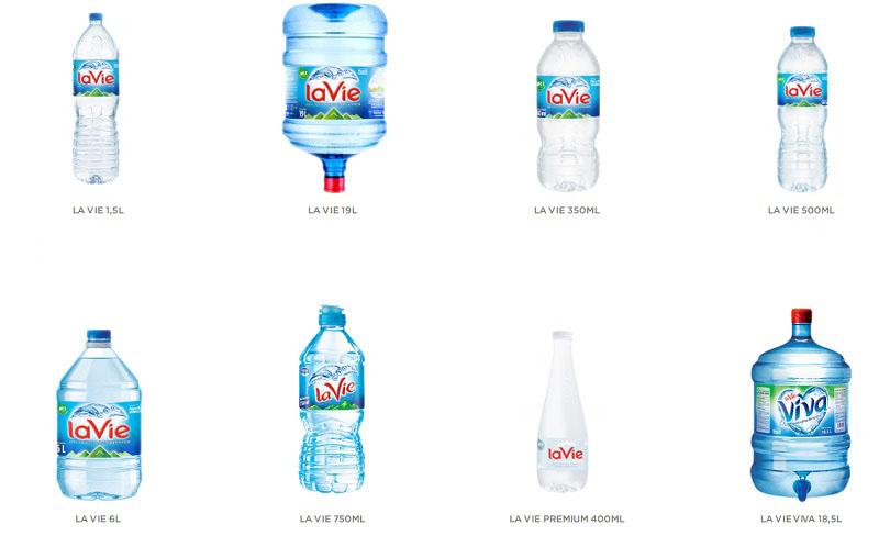 Đại lý nước LaVie gần nhất HCM