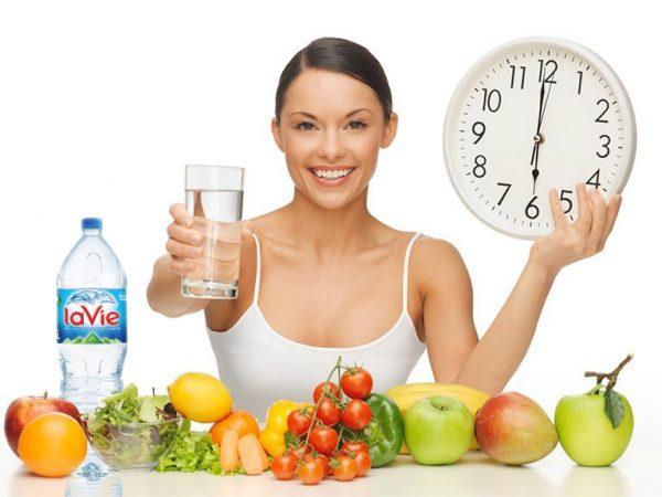 Uống nước các hình thành thói quen thường xuyên