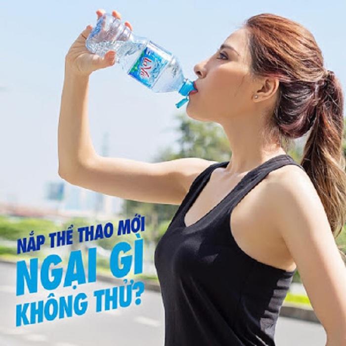 Uống nước trong thể thao