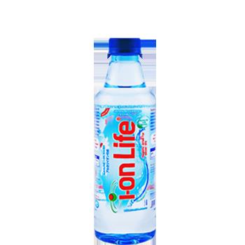 Thùng nước Ion Life 450ml (thùng 24 chai), Nước suối Ion Life 450ml
